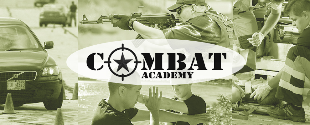 Combat Academy - best shooting range in Bulgaria